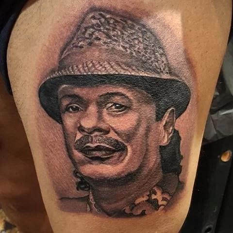 Amazing Carlos Santana Tattoos  NSF