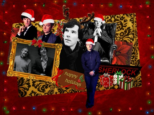 Sherlock Quotes Wallpaper 20 Lovely Sherlock Christmas Images And Gifs Nsf Music