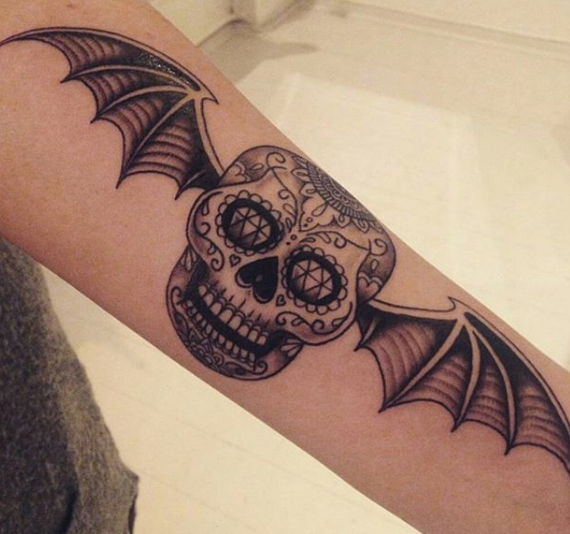 Design Tatoo Avenged Sevenfold