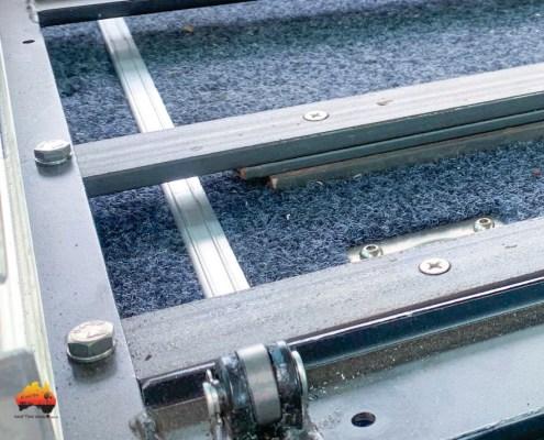 MSA drop slide modification