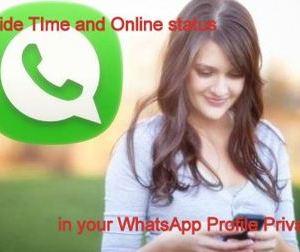Hide Last Seen timestamp on WhatsApp for IOS