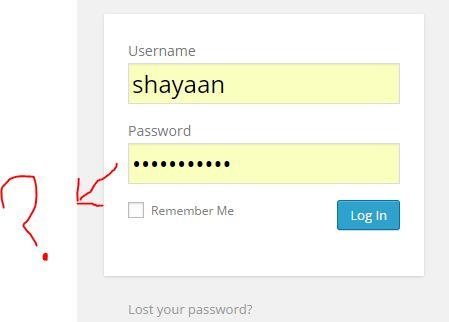 See your hidden password in few clicks