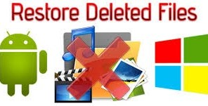 Recover deleted files from USB, Pen Drive or Memory Card