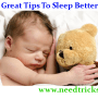 Great Tips To Sleep Better