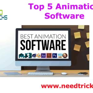 Top 5 Animation Software