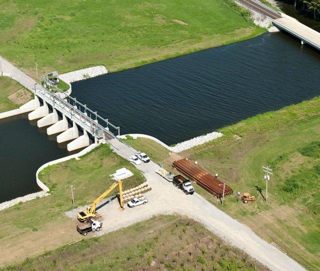 Reelfoot Lake Spillway Design