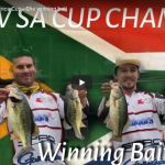 2018 FLW South Africa Cup – The winning bait
