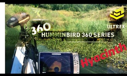 Humminbird 360 Series – On the water EP6- Hyacinth