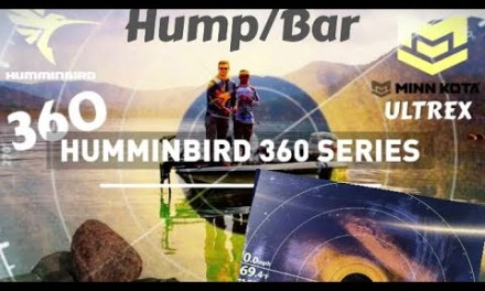 Humminbird 360 Series – On the water EP7 – Humps/Bar