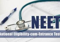 NEET 2018 Notification