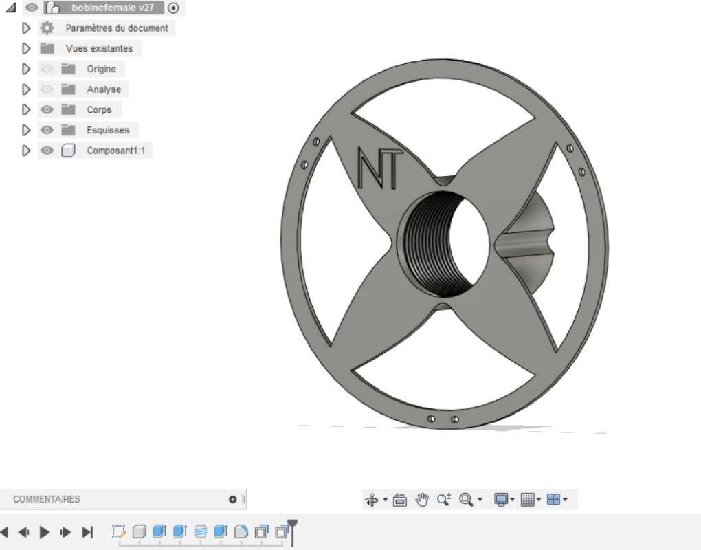 Service d'impression 3D-3