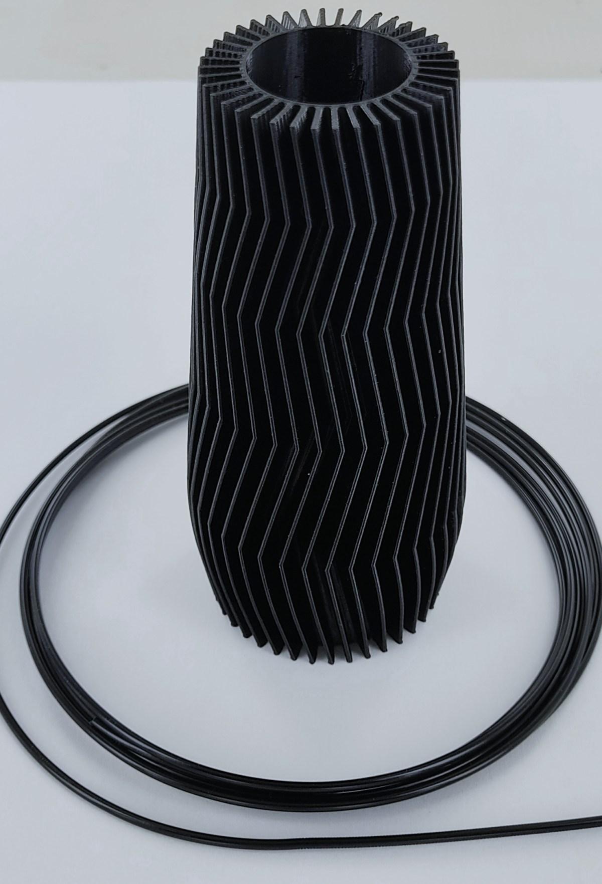 Impression avec filament NEFILA PETG black
