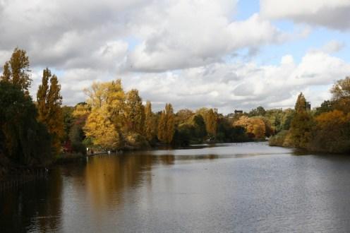 Βόλτα στο Hyde Park