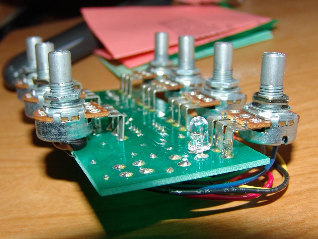 Wiring A Potentiometer