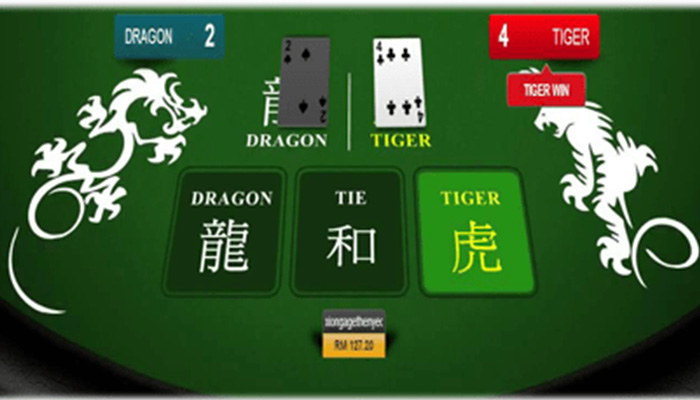Rahasia Menang Permainan Dragon Tiger Online