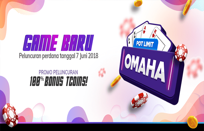 Omaha Poker IDNPlay