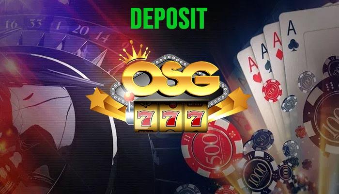 Deposit OSG Casino