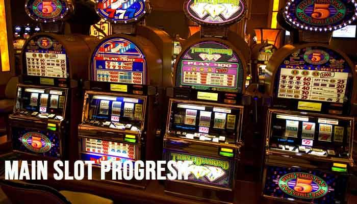 Main Slot Progresif
