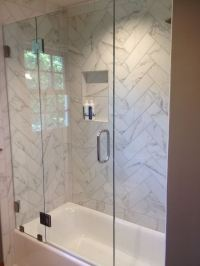 Shower & Tub Enclosure Portfolio - NE Glass and MirrorNE ...