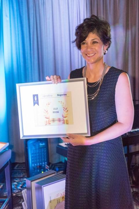 Lilly Rocha es la directora general de Sabor Latino Food Show.