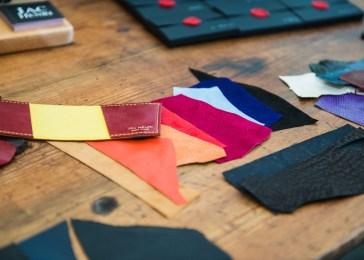 Diseños de carteras de JAC Henri.