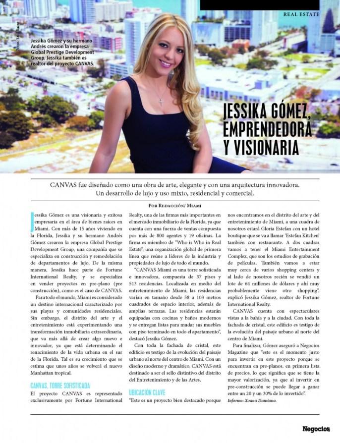 Negocios_magazin canvas