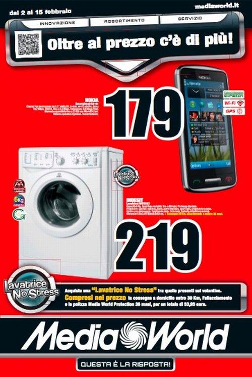 Offerte elettrodomestici mediaworld  Colonna porta lavatrice