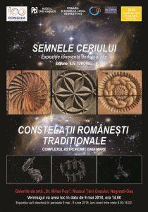 Afis Constelatii Romanesti Traditionale