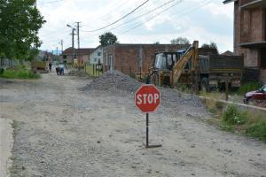 Modernizare strada Borcutului Negresti Oas