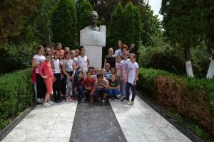 Poetul național Mihai Eminescu a fost comemorat la Negrești-Oaș (4)