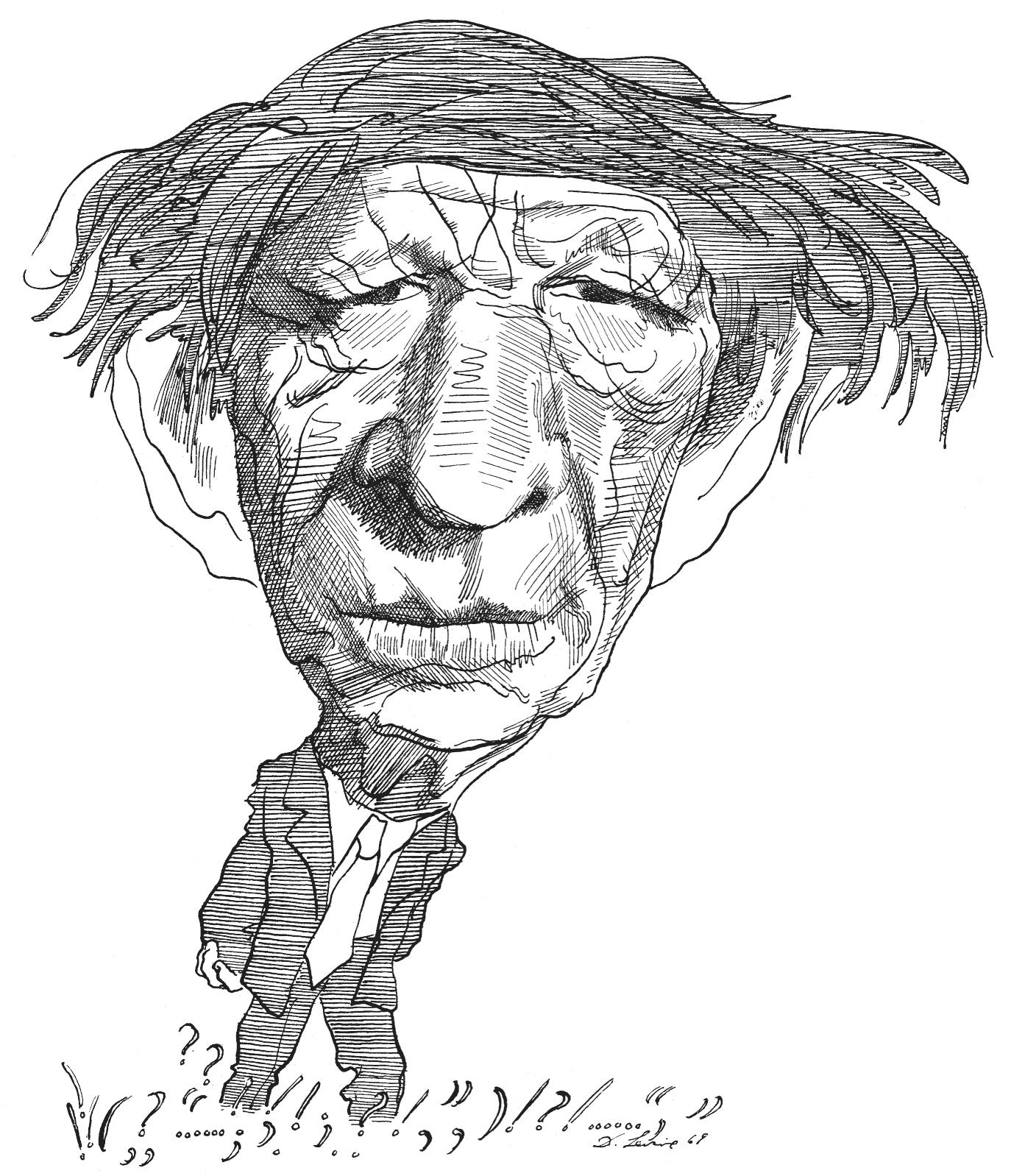 The Messy Genius Of W H Auden