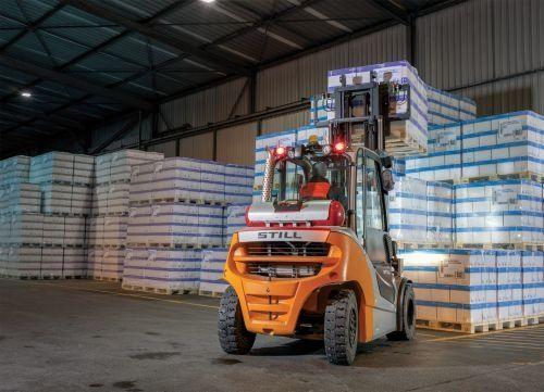 Alibeyköy Kiralık Forklift