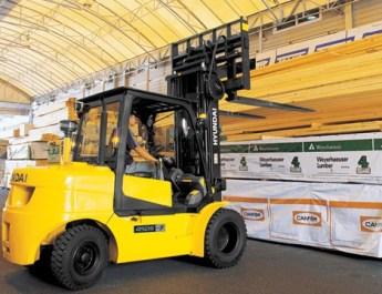 Göktürk Kiralık Forklift