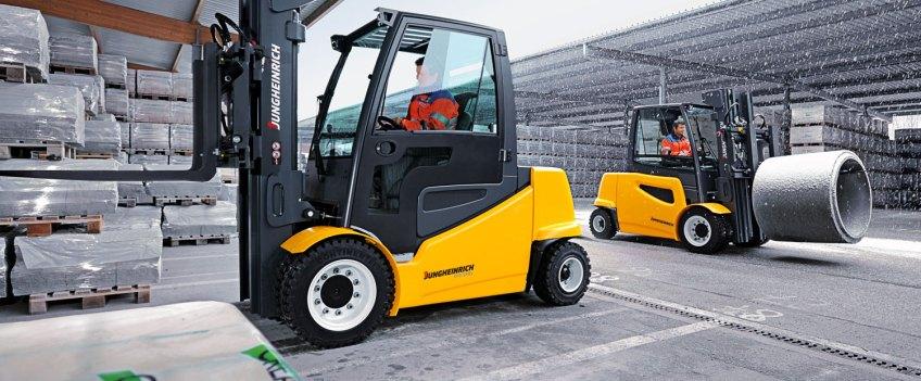 Harbiye Kiralık Forklift