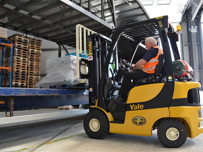 Kasımpaşa Kiralık Forklift Firmaları