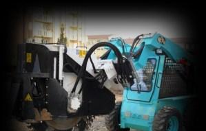 asfalt ve beton kesme makinası