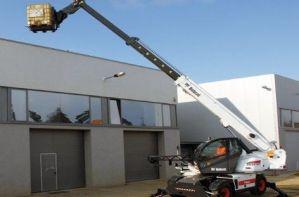 Teleskopik Forklift