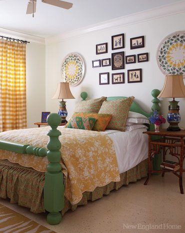 Carol Bancker Vietor Interior Decoration bedroom