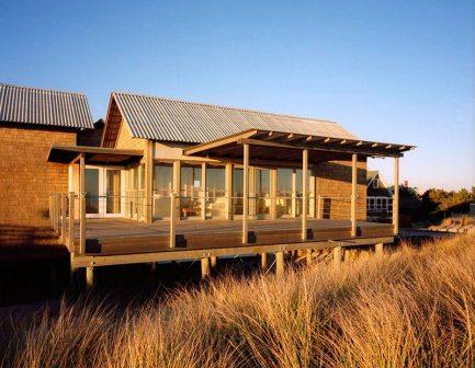 Haystack Architecture exterior