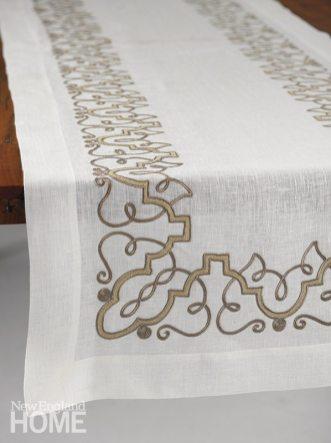Anichini table cloth