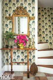 Historic Concord Home antique table