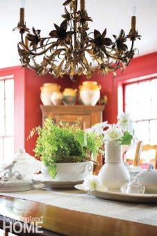 Historic Concord Home jelly cabinet