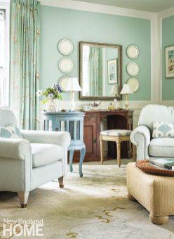 Historic Concord Home master bedroom