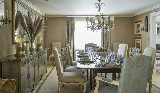 JFS Design Studio Dining Room