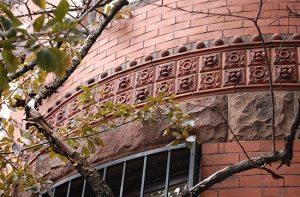 terracotta architectural ornament in boston