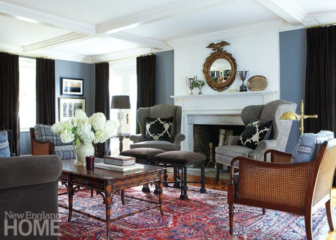 Tiffany Eastman living room