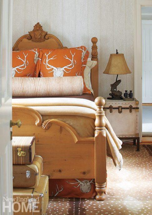 Tiffany Eastman guest bedroom