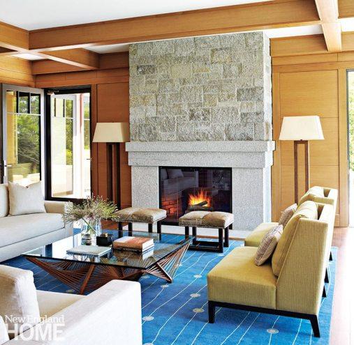 Hutker Architects beamed ceiling