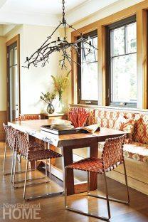 Hutker Architects breakfast area