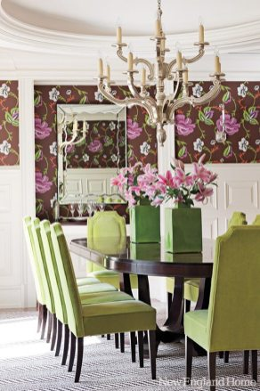 Kate Coughlin dining room